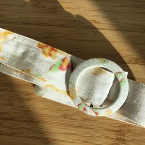 Loveshackfancy belt